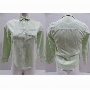 Duck Head top Large 14 button up darts oxford